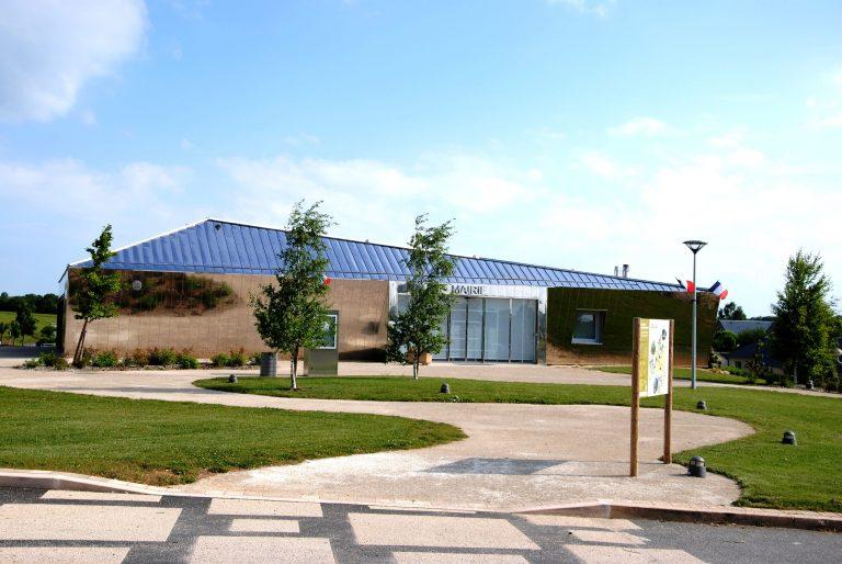 Mairie de Druelle-Balsac